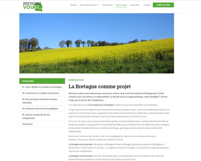 Site internet-Elections législatives-Quimper