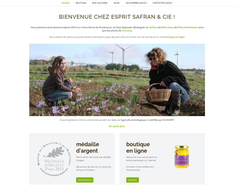 Boutique en ligne-Finistère