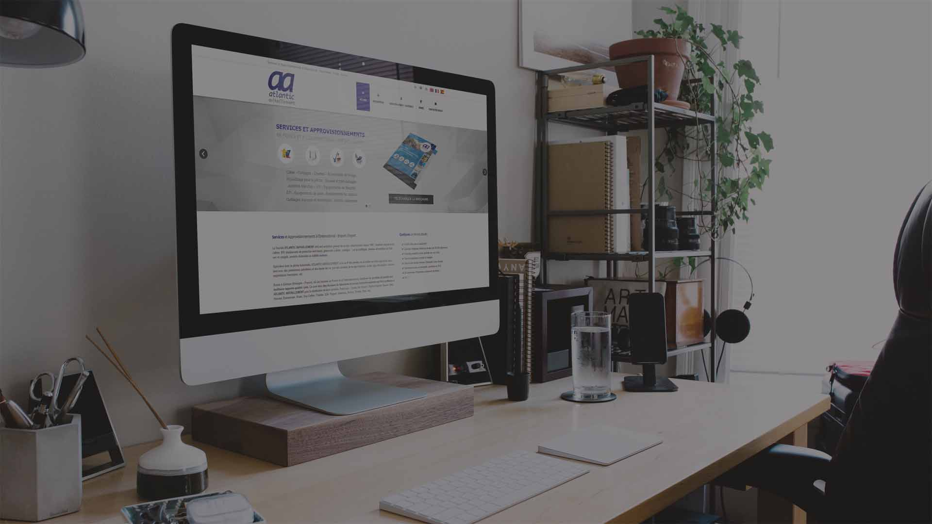 Création de sites web-Finistère