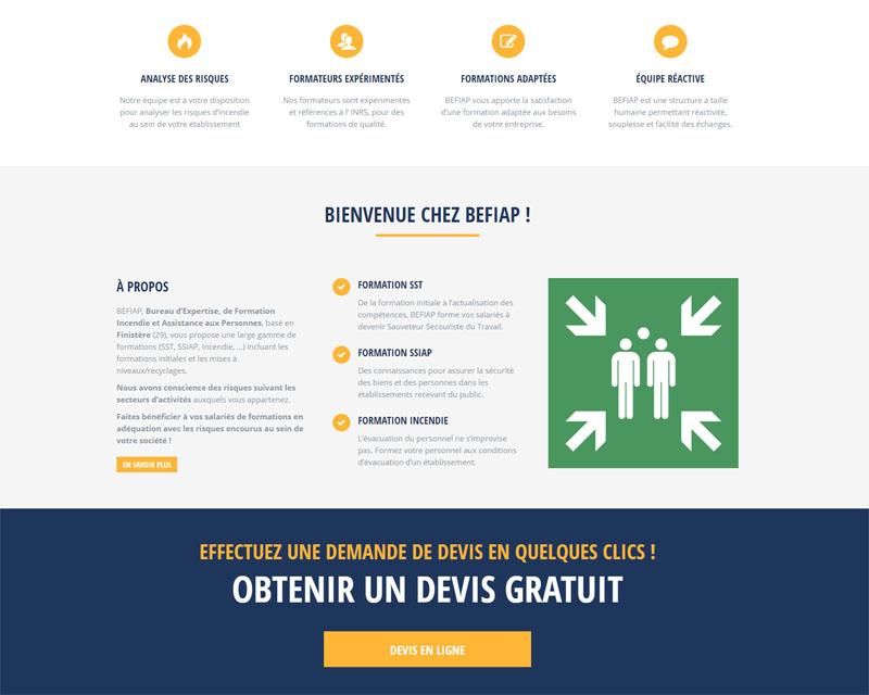 Formation en Finistère